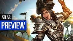 Atlas PREVIEW | Das Piraten-Survival-MMO im Early-Access-Check