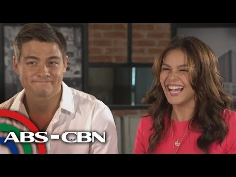 Rated K:  Iza Calzado & Ben Wintle share their love story