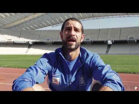 My Left Foot - Interview with Christos Kapellas, the Greek Paralympic athlete (F44 long jump)