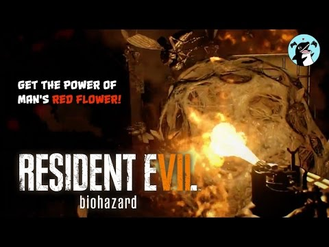 Resident Evil 7 - How to get the flame-thrower!