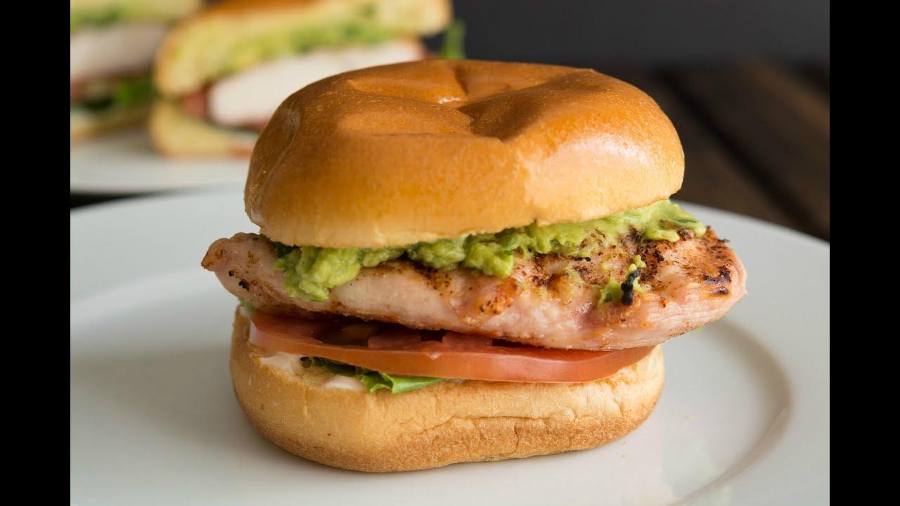 Sweet Heat Chicken Sandwich Recipe - Kraft Recipes  |Recipes Grilled Chicken Subs