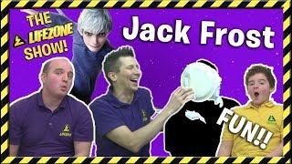 Lifezone Show - Episode 12 - Jack Frost