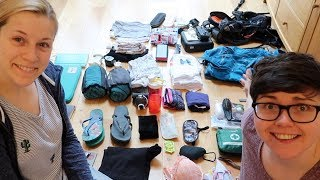 2 Weeks In Thailand With 5KG HAND LUGGAGE - Packing To Fly With TUI (Thomson)