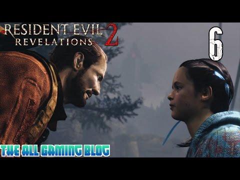 Resident Evil: Revelations 2 - Playthrough Part 6 - Episode 1 End |
