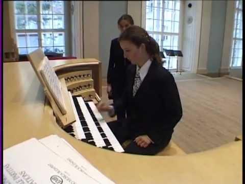 J.S.Bach: Preludium and Fugue D minor BWV 539  Daniela Valtová organ