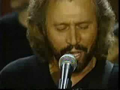 Клип bee gees - Tragedy