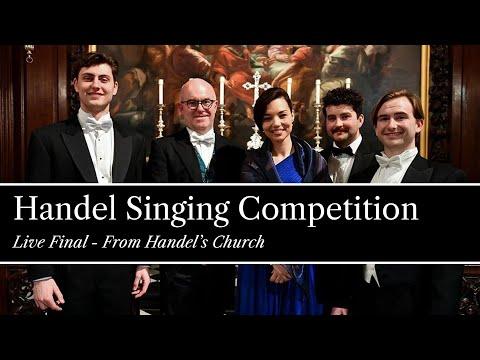 Handel Singing Competition - Final