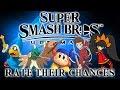 Super Smash Bros Ultimate - Rate Their Chances [2] - Decidueye, Bandana Dee, Kamek, Lloyd & Ashley