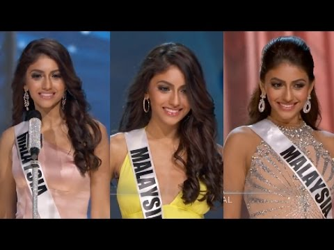 Miss Malaysia Kiran Jassal | 65th Miss Universe: Preliminary Competition