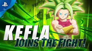 Dragon Ball FighterZ - Kefla Trailer | PS4