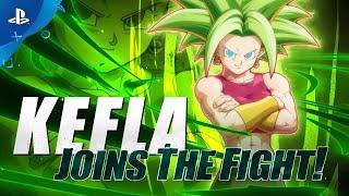 Dragon Ball FighterZ - Kefla Trailer | PS4