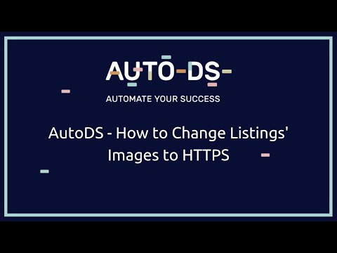 AutoDs-  How to move all your listings images to HTTPS