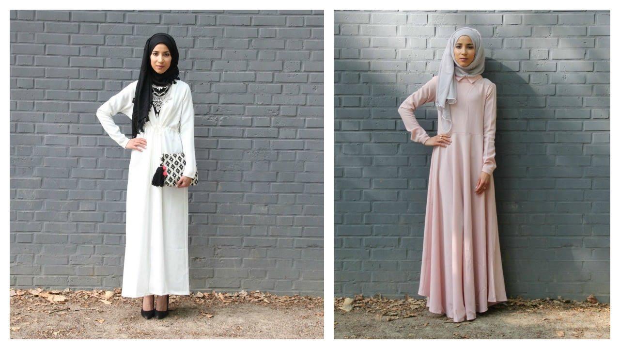Summer Hijab Styles Lookbook Youtube