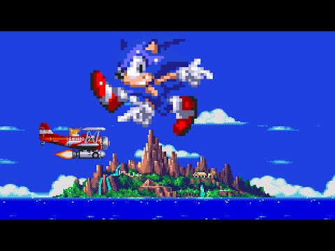 -RELEASE- Cooler Senic in Sonic 3 & Knuckles