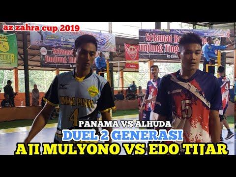 senior di buat linglung oleh junior//al huda vs panama// azzahra cup 2018