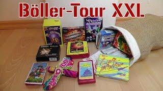 Böller Tour XXL 1.0  Nikolaus Special  Orakel  Vergleiche 1080p Full HD