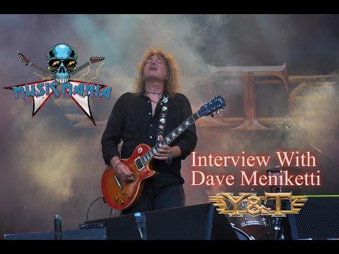 Music Mania Podcast- Dave Meniketti Interview 4/7/17