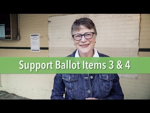 Jane Knodell: Economic Benefits of Town Center Redev & Ballot Items 3 + 4