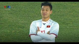 Bàn thắng cuối cùng của Văn Thanh đưa u23 vào chung kết Châu Á - Cờ lê channel ăn mừng chiến thắng