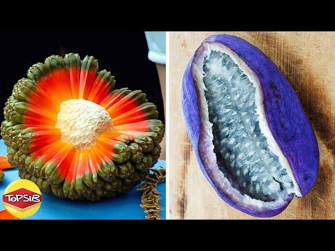 15 ผลไม้และผักสุดแปลกที่คุณไม่เคยได้ยินมาก่อน (ไม่เหมือนใคร)