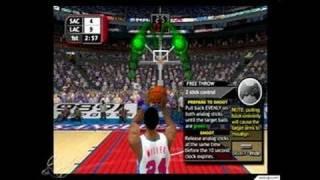 NBA ShootOut 2003 PlayStation 2 Gameplay_2002_09_03_2