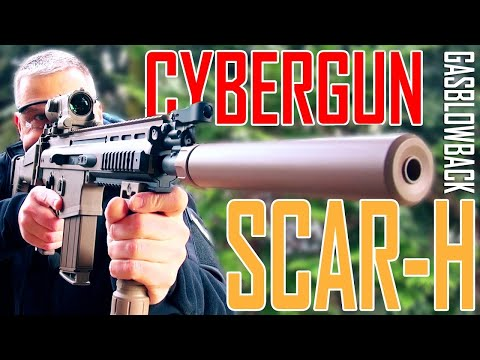 *Airsoft Review *  VFC  SCAR H GBB