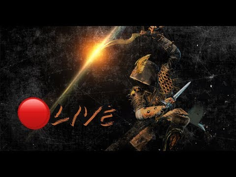 [FOR honor][PS4] PK grind