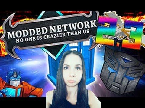 MODDED NETWORK 2.rész - Még gyengék vagyunk:(