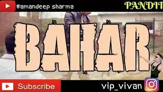 Naam Tera Karan Sehmbi Feat. Ninja  Lyrical Whats App