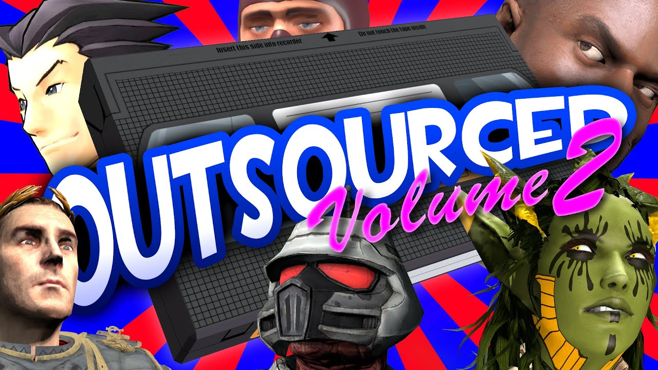 Download OutSourced: Volume 2