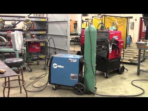 Introduction To Gas Metal Arc Welding (MIG)