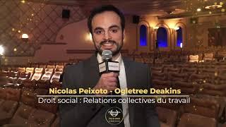 Palmarès du Droit 2021   Ogletree Deakins   Droit social Relations collectives du travail