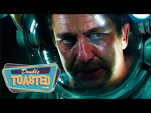GEOSTORM OFFICIAL MOVIE TRAILER #2 REACTION - Double Toasted Review