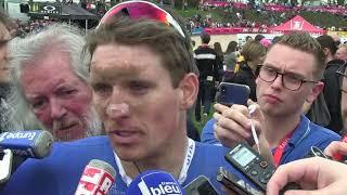 Arnaud Démare - Interview d'arrivée - Paris-Roubaix 2018