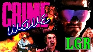 LGR - Crime Wave - DOS PC Game Review