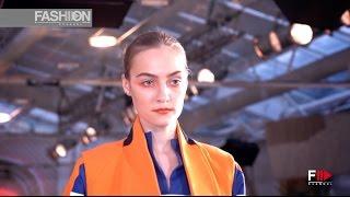 POPELYUSHKO Odessa Fashion Week Fall Winter 2017 18   Fashion Channel