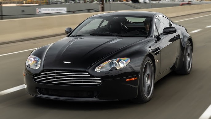Kelly S 2008 Aston Martin V8 Vantage Heart Over Logic 4k Story Time Ep 5 Youtube