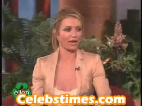 2007 Cameron Diaz Opens Up About Her Split From Justin Timberlake