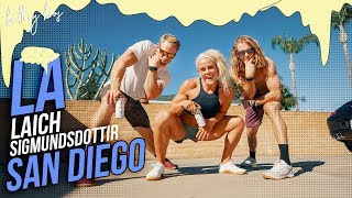 SoCal Sun with SARA SIGMUNDSDOTTIR & BROOKS LAICH Presented by FITAID Zero