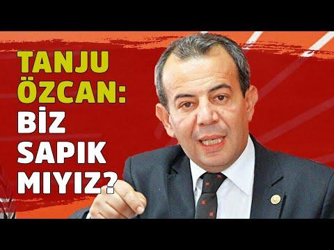 Tanju Özcan'dan sert açıklama!