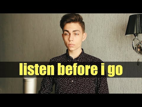 Billie Eilish - Listen Before I Go | Cover By Denis Kalytovskyi