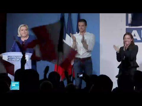 أحزاب سياسية فرنسية تتنافس في الانتخابات الأوروبية  - نشر قبل 26 دقيقة