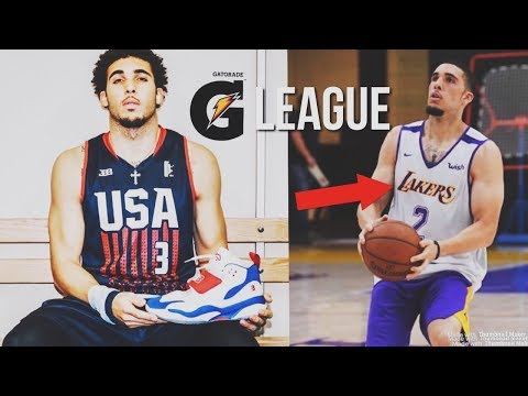 LiAngelo Ball Receives INTEREST From The South Bay Lakers! | G League Decision & JBA Future