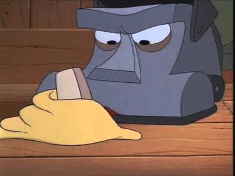 Brave Little Toaster - Air Conditioner Scene (Dutch DVD version)