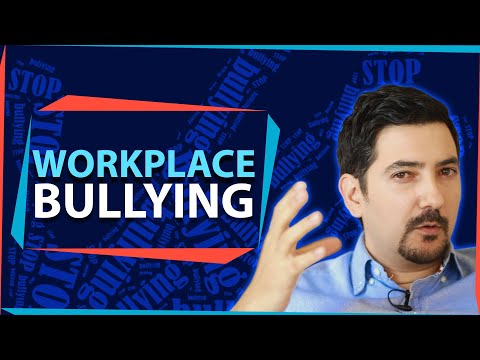 Workplace Bullying: A Practical Advice ✓