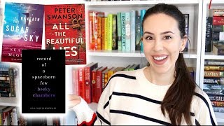 Most Anticipated Book Releases of 2018 || Books I Want to Read