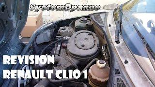 Révision Renault Clio 1