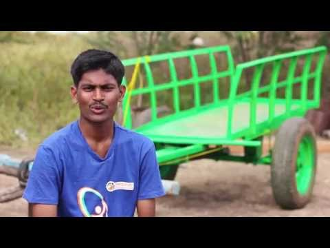 Brake System for Bullock Cart |  Santosh Kaveri