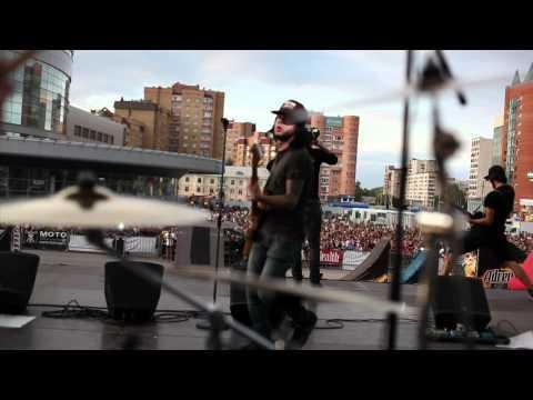 Шоу в Уфе / Adrenaline FMX Rush 2011 Ufa