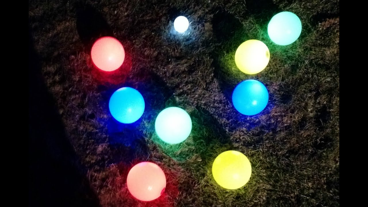 light buy led equipment up glow juggling balls lighting